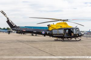 Bell 412EP Griffin (ZJ237/T) Royal Air Force