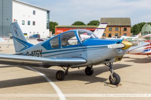 Gardan GY-80 Horizon (G-ATGY) Private