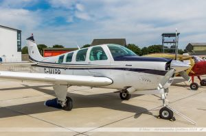 Beech A36 Bonanza (G-MAPR) Private