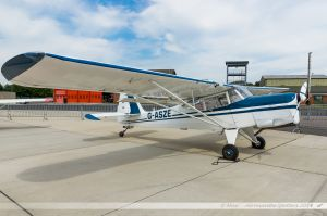 Beagle A.161 Series 2 Terrier (G-ASZE) Private