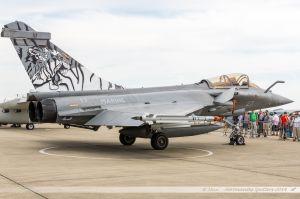 "Dassault Rafale Marine (27/M27) French Navy ""NATO Tiger 2014 special c/s"""