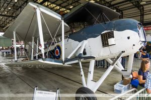 Fairey Swordfish Mk II (LS326) Royal Navy Historic Flight