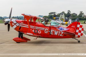 Pitts S-2S Special (G-EWIZ) Private