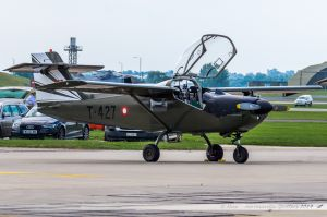 Saab T-17 Supporter (T-427) Royal Danish Air Force