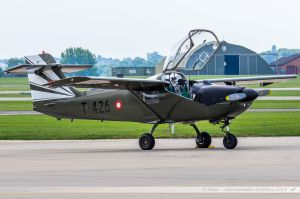 Saab T-17 Supporter (T-426) Royal Danish Air Force