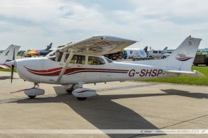 Cessna 172S Skyhawk (G-SHSP) Private