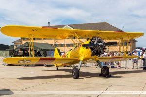 Boeing N2S-5 Kaydet (N43YP/443) Private