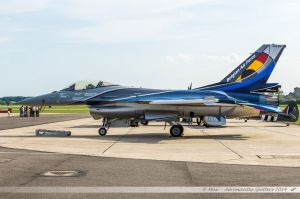 General Dynamics F-16AM Fighting Falcon (FA-84) Belgium Air Force