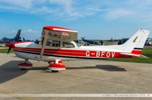 Cessna F172N Skyhawk II (G-BFOV) Private