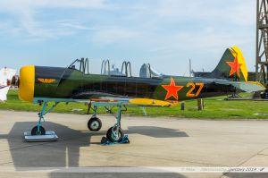 Yakovlev Yak-52 (G-YAKX/27) Private