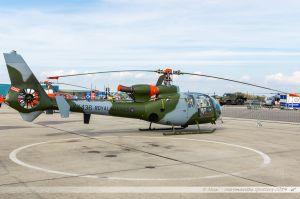 Aerospatiale Westland SA-341C Gazelle (XX436) Royal Navy