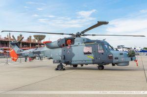 Agusta Westland AW-159 Wildcat (ZZ378) Royal Navy