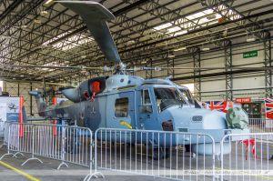 Agusta Westland AW-159 Wildcat (ZZ375) Royal Navy