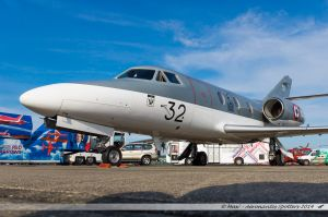 Dassault Falcon 10 Mer (32) French Navy