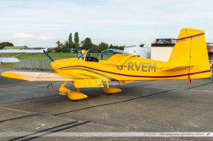 Vans RV-7A (G-RVEM) Private