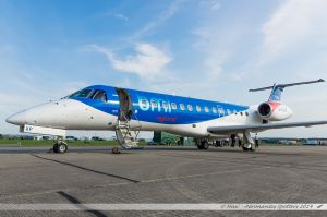 Embraer ERJ135 (G-RJXP) BMI Regional