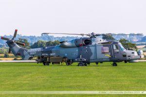 Agusta Westland AW-159 Wildcat (ZZ377) Royal Navy