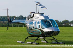 Bell 206L-3 Long Ranger III (G-LVDC) Fresh Air