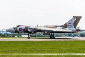 Avro Vulcan (XH558/G-VLCN) Vulcan to the Sky Trust
