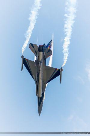 Lockheed Martin F-16AM Fighting Falcon (FA-84) Belgium Air Force