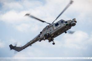 Westland WG-13 Lynx (ZF562/452) Royal Navy