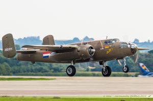 North American B-25J Mitchell (N320SQ/N5-149/232511) Royal Netherlands Air Force Historic Flight