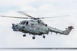 Westland WG-13 Lynx (ZD262/315) Royal Navy