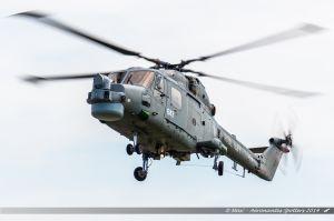 Westland WG-13 Lynx (XZ736/643) Royal Navy