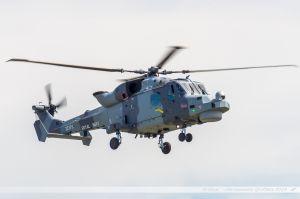 Agusta Westland AW-159 Wildcat (ZZ376) Royal Navy