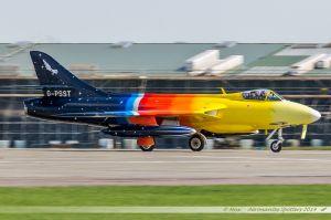 Hawker Hunter F58A (G-PSST) Heritage Aviation