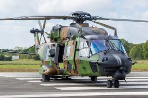 Eurocopter NH90-TTH Caïman (F-MEAL) French Army