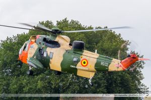 Westland Sea King Mk.48 (RS02) Belgian Air Force
