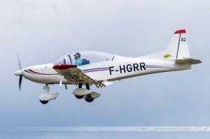 Issoire APM-40 Simba (F-HGRR) Issoire Aviation