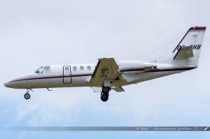 Cessna Citation 550 Bravo (CS-DHB) Netjets Europe