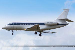 Dassault Falcon 2000 (CS-DFE) Netjets
