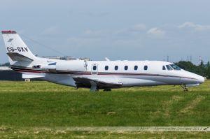 Cessna 560XL Citation XLS (CS-DXL) Netjets Europe