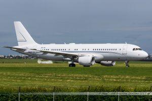 Airbus A320-200CJ (HZ-A2) Alpha Star