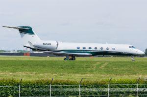 Gulfstream G550 (N550M) Mototola Mobility Aviation