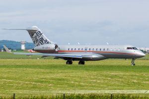 Bombardier BD-700-1A10 Global Express XRS (OE-LGX) Vistajet