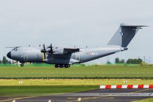 Airbus A400M (F-WWMQ/F-RBAB) Airbus Military / Armée de l'Air Française