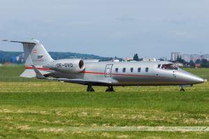 Learjet 60 (OE-GVQ) Vista Jet