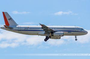 Airbus A320-200 (D-ATRA) DLR Flugbetriebe