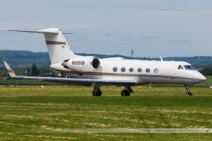 Gulfstream G-IV (N5956B) Jet Edge International