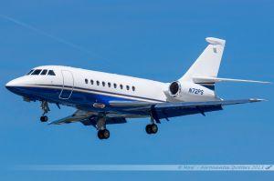 Dassault Falcon 2000EX (N72PM) Falcon Jet Corporation