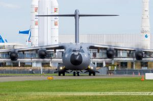 Airbus A400M (F-WWMZ) Airbus Military