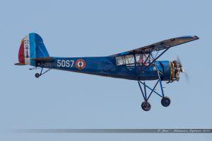 Morane Saulnier MS 505 Criquet (F-BIPJ) Groupement pour la Préservation du Patrimoine Aéronautique