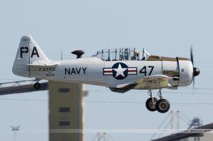 North American SNJ-5 (F-AZRB) Private