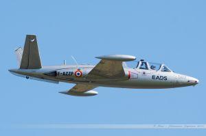 Fouga CM-170R Magister (F-AZZP) Association pour la Préservation du Patrimoine Aeronautique Francais