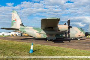 Lockheed C-130J Hercules (506) Royal Air Force of Oman