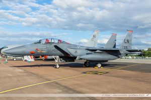 McDonnell Douglas F-15E Strike Eagle (91-0335) US Air Force